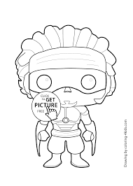 no ginger hero boy coloring page for kids printable free big hero 6