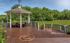 overlook deck design u0026 plans trex