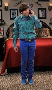 Eastbound Halloween Costumes Dress Howard Wolowitz Big Bang Theory Tv Style
