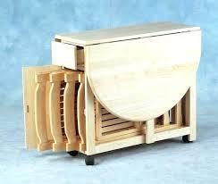 folding wood dining table u2013 mitventures co
