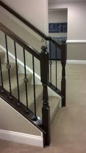 Metal Stair Rails And Banisters 103 Best Metal Balusters Images On Pinterest Stair Railing