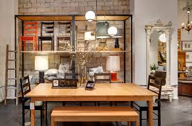 rejuvenation opens nyc store the ny outpost offers a mix of reproduction lighting house parts and contemporary designs alongside a curated collection of architectural salvage like