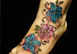 colorful tattoos for females tattoo collections