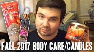 Candles Meme - new fall 2017 body care candles bath body works haul youtube