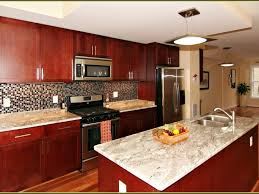 kitchen cherry kitchen cabinets with 25 cabinets and granite