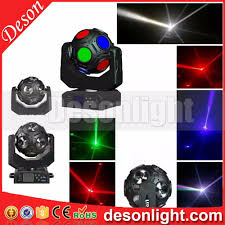 12x4in1 beam led spider light beam moving head disco light