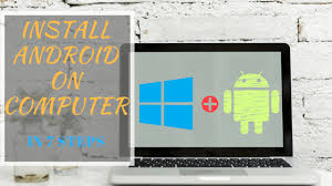 android on pc how to setup dual boot windows and android on pc in 7 easy steps