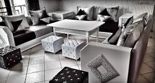 tissu canapé marocain étourdissant tissu pour salon marocain moderne inspirations avec de
