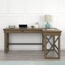 Quatrefoil Table L Desks Joss