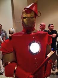 Tin Man Costume Tin Man Iron Man Costume Neatorama