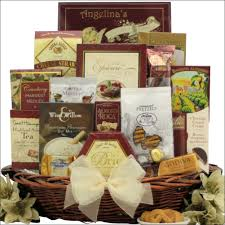 finer things gourmet holiday christmas gift basket