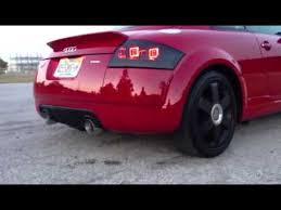 2001 audi tt quattro review audi tt 1 8t quattro 3in custom exhaust