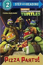 ninja turtles printable tots preschoolers