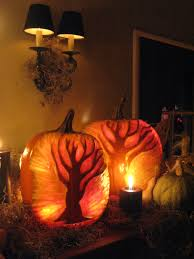 halloween light decoration ideas a sleepy hollow halloween