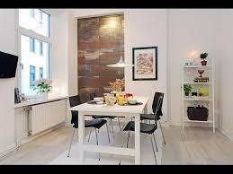 Apartment Interior Design Ideas  Scandinavian Design  Bright And - Interior design for a small apartment