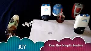 diy how to make home made mosquito repellent camphor u0026 neem oil