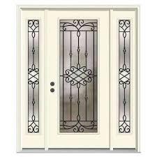Steel Vs Fiberglass Exterior Door Front Doors Steel Exterior Doors Steel Vs Fiberglass