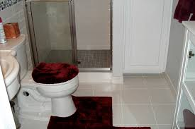 bathroom with subway tile red subway tile for bathroom useful reviews of shower stalls