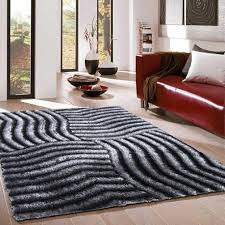 3d Area Rugs Rug Factory Plus Shaggy 3d 311 Gray Area Rug Warm Fuzzies Place