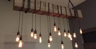 10 unique rustic lighting ideas cabin obsession