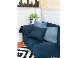 teinture tissus canapé teindre linge 7 exemples réussis décoration