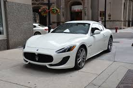maserati gt 2016 2017 maserati granturismo sport stock m516 for sale near chicago