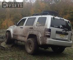 jeep liberty fender flare lifted jeep liberty with rims jeep liberty aggressive 1