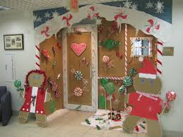 Simple Office Christmas Decorations - nice decorate office door office christmas door decorations for