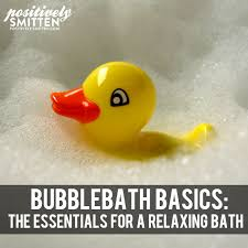 nothing like relaxing in a rub a dub dub de stress in the tub how to a relaxing