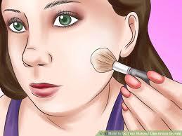 image led do your makeup like ariana grande step 5