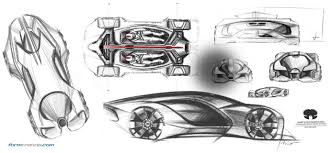 bugatti drawing sketch of the bugatti typ a concept by nico pressler car u0026sketch
