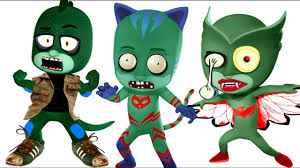 pj masks zombie coloring pages for kids pj masks fun coloring