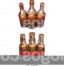 alcoholic drinks clipart unique royalty free clip art vector logos of beer bottles by