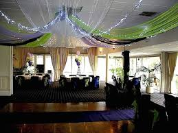 Ceiling Drapes With Fairy Lights Draping U0026 Lighting