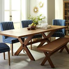 extended dining room tables palmer mink extension modern trestle dining table trestle