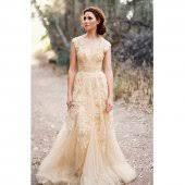 robe de mariã e en couleur robe de mariée couleur quel modèle choisir cosmopolitan fr