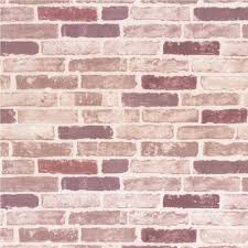 erismann brix brick wall effect embossed textured wallpaper 6703 06
