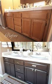 painting bathroom cabinets ideas best 25 paint bathroom cabinets ideas on painting