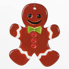 looks enough to eat gingerbread ornament ilovetocreate