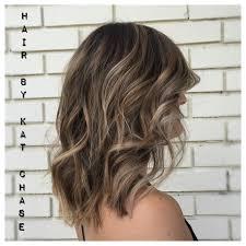 medium length hairstyles on pinterest ash blonde balayage highlights on medium hair haircolor and