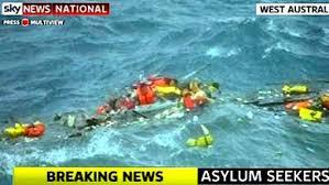 christmas island disaster asylum seekers killed