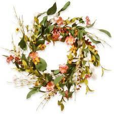 decorative wreaths for the home decorative accessory decorative wreaths artificial plants