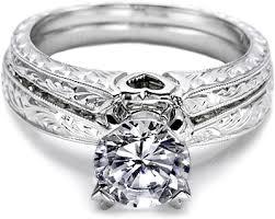 tacori wedding bands tacori engraved fitted wedding band 10937b