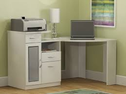 Computer And Printer Desk Home Office Wonderful Small Office Printer Simple Computer Desk