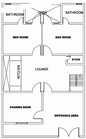 200 square yards house plan house plan