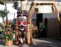 Hawaian Decorations Luau Props Luau Decorations Hawaiian Decorations Polynesian Props