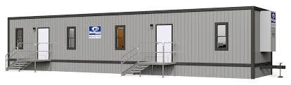 understanding office trailer rental prices modspace