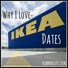 ikea puns why i love ikea dates flinntrospection