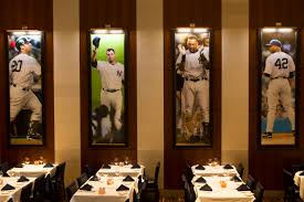New York Yankees Home Decor New York Yankees Steakhouse Has Your Labor Day Weekend Covered