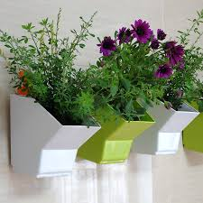 Wall Hanging Planters by Aliexpress Com Buy Height 15cm Plastic Flower Pot Balcony Wall
